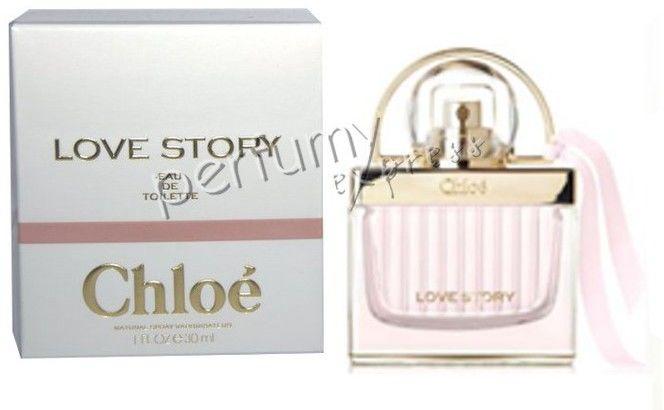 Chloé Love Story Eau de Toilette woda toaletowa dla kobiet 30 ml
