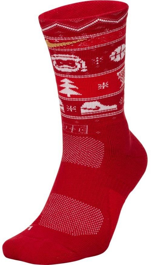 Skarpety Nike Elite Christmas Socks - SX7866-687