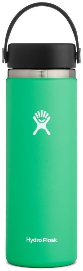 Butelka termiczna 591 ml Wide Mouth 2.0 Flex Cap Hydro Flask - spearmint - spearmint