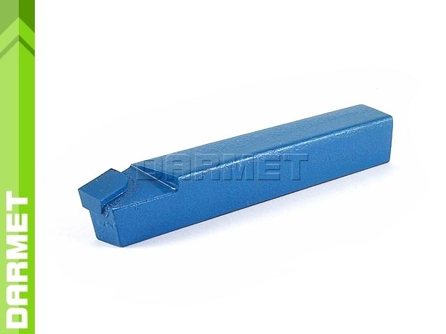 Nóż tokarski prosty lewy NNZb ISO1, wielkość 1616 S20 (P20), do stali