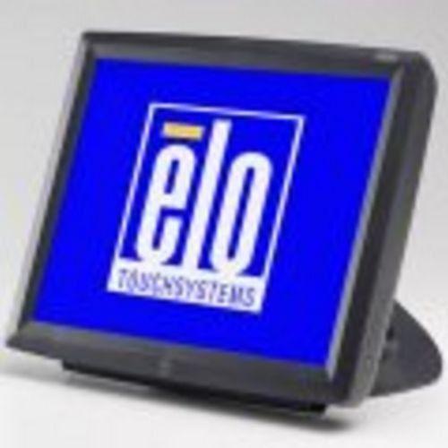 Elotouch E467495 monitor dotykowy o przekątnej 38,4 cm (15,1 cala) (LCD, VGA, czas reakcji 12 ms) szary