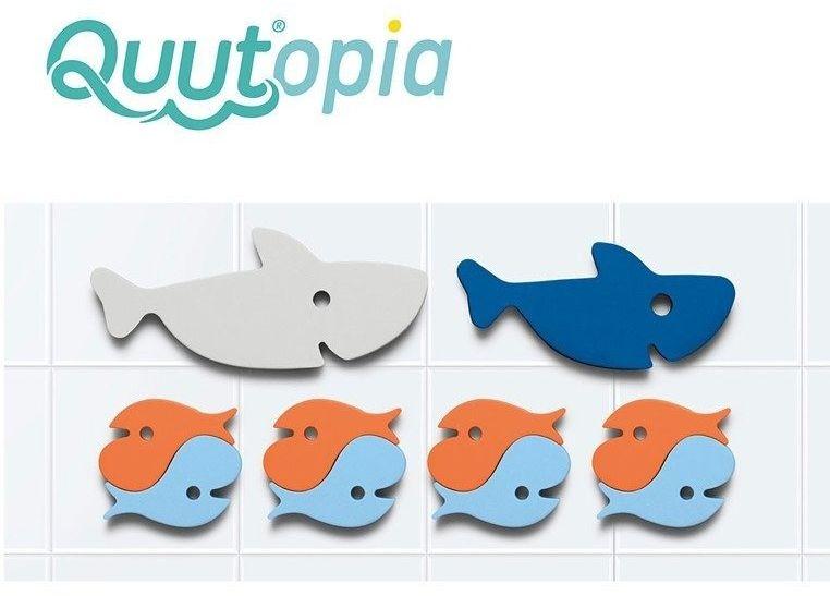 Quut zestaw puzzli piankowych quutopia rekiny