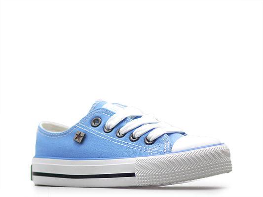 Trampki Big Star W374004 Niebieskie