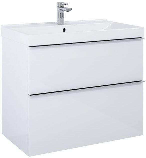 Szafka pod umywalkę 80 Look White Elita (167596)