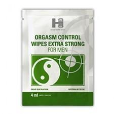 Kontroluj wytrysk - zupełna nowość Orgasm Control Wipes