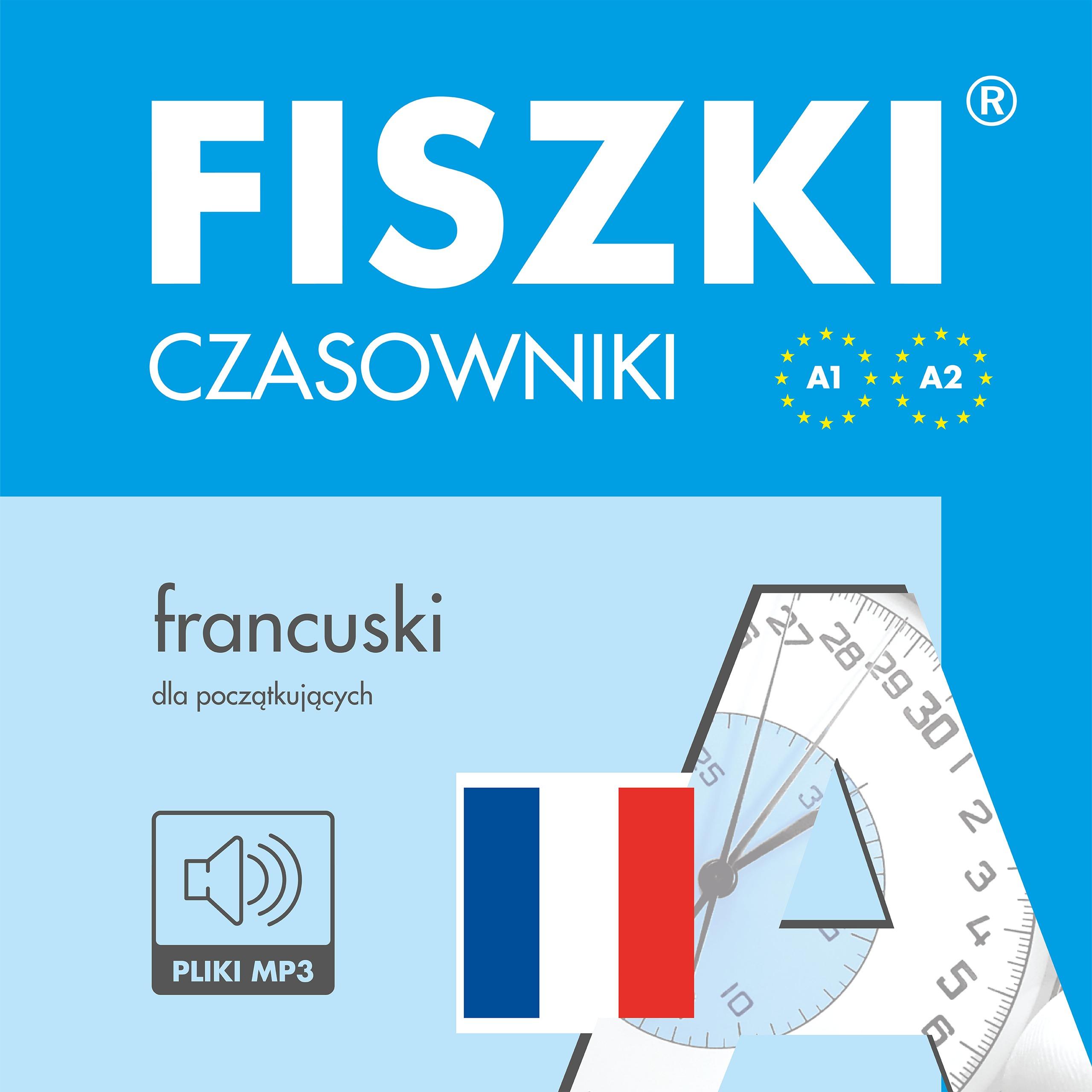 AUDIOBOOK - francuski - Czasowniki (A1-A2)