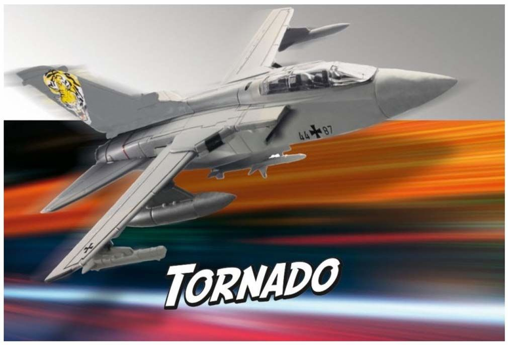 Build & Play 06451 Tornado Ids, REV-06451