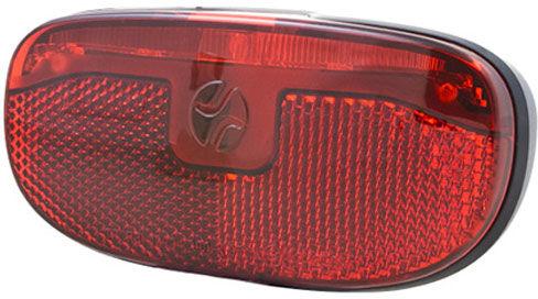 Lampka tylna na bagażnik SPANNINGA DUXO XB + baterie SNG-H608118,8715117018078