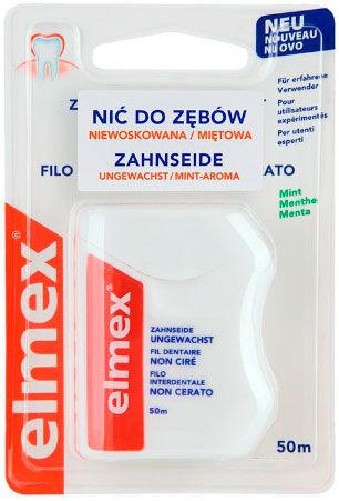 Nic do zębów woskowana elmex