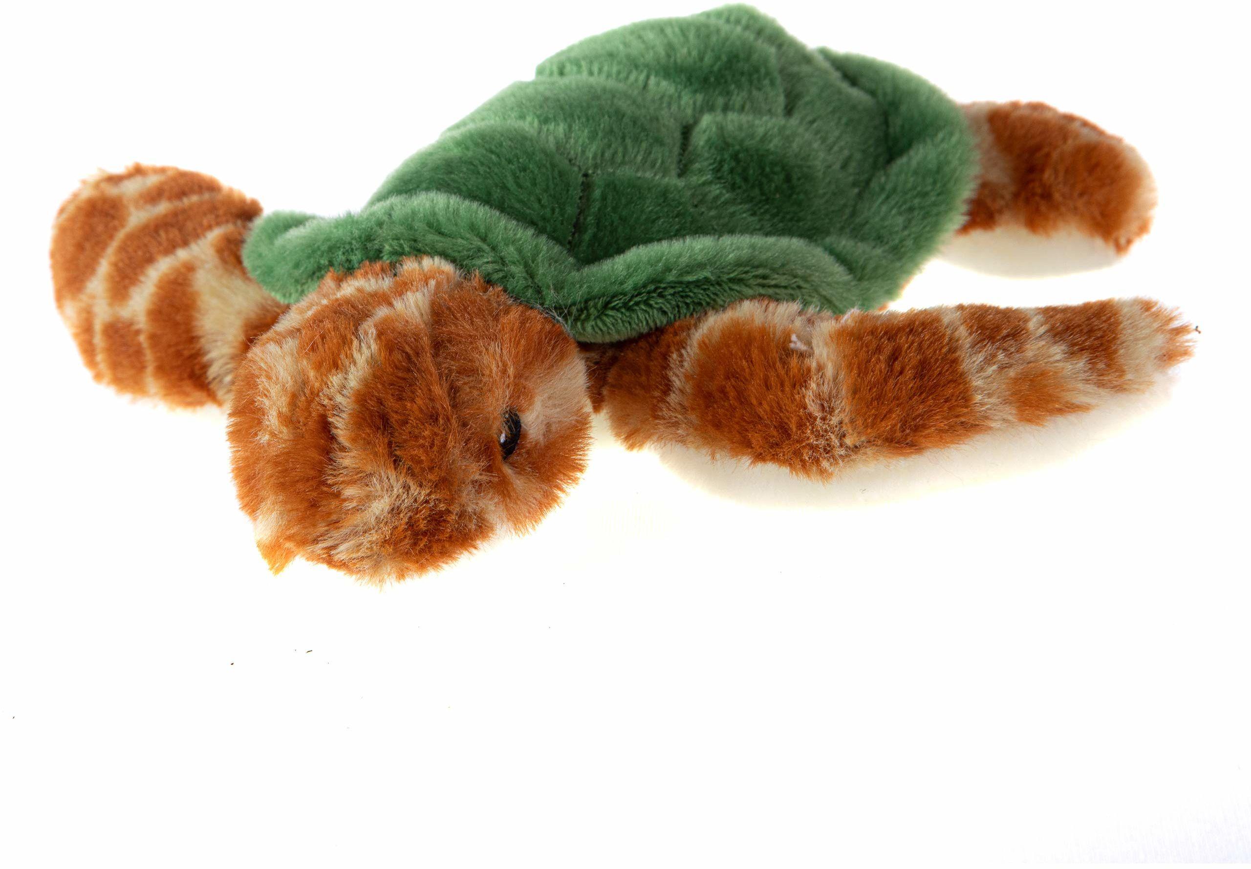 Wild Republic 24804 Ecokins żółw morski wypchane zwierzę 20 cm plusz