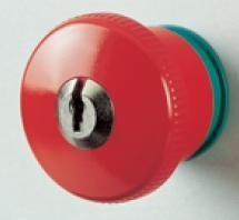 Grzybek bezpieczeństwa średnica 40mm, z kluczem PPFN1C4N
