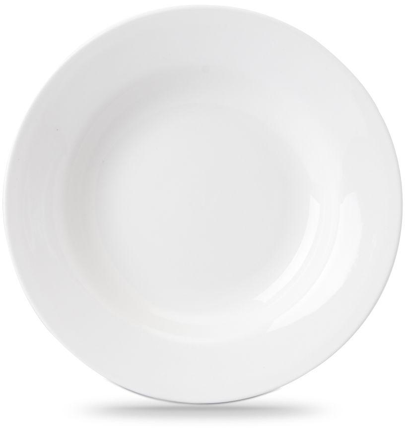 Talerz głęboki porcelanowy Modermo Prima śr. 25 cm