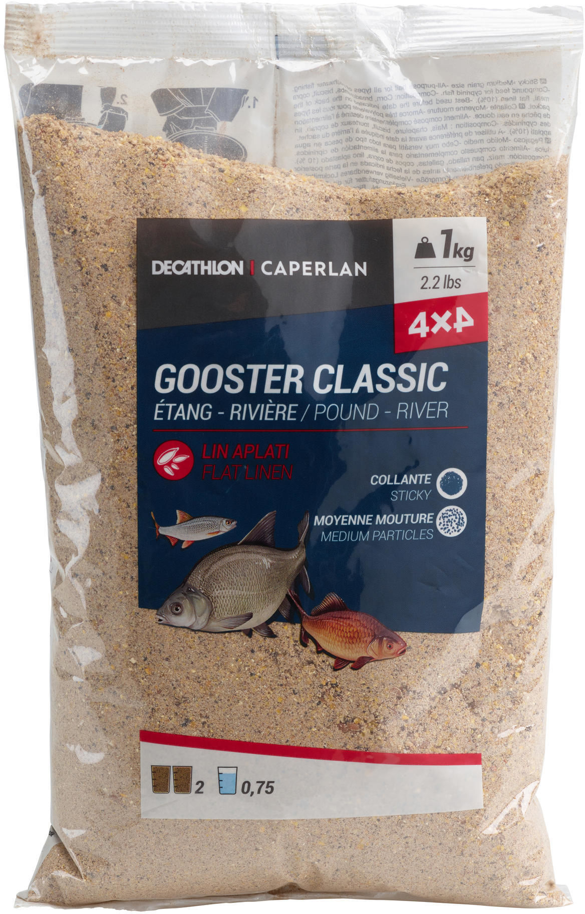 Zanęta Gooster 4x4 1 kg