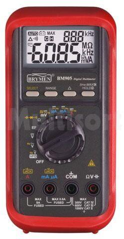 Multimetr przemysłowy BRYMEN BM905