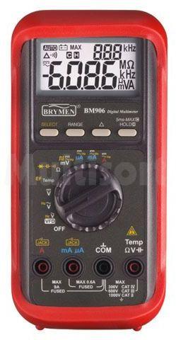 Multimetr przemysłowy BRYMEN BM906