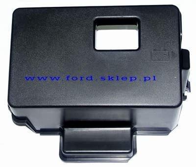 obudowa / osłona górna akumulatora Ford - benzyna / 1087171