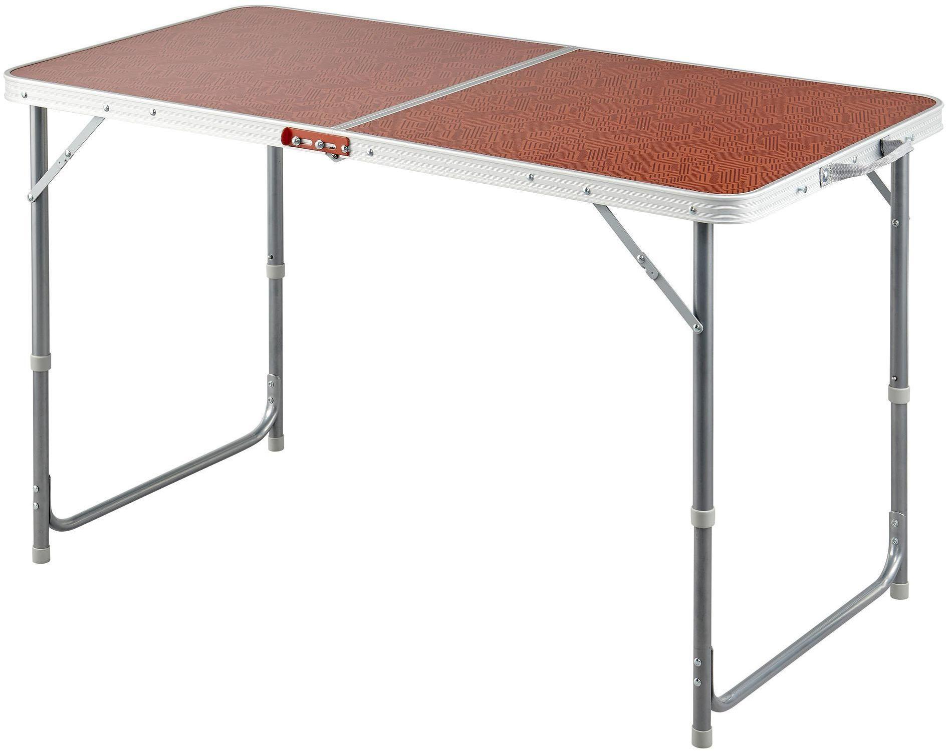 Stół kempingowy składany dla 4-6 osób