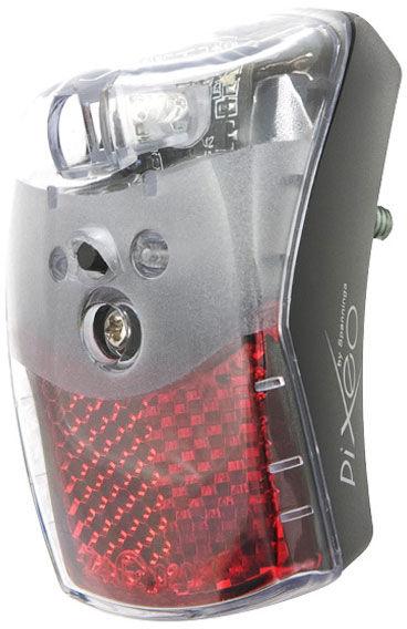 Lampka tylna na błotnik SPANNINGA PIXEO XB + baterie SNG-135518,8715117013547