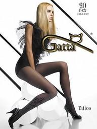 "Rajstopy Tattoo 08 ""Golden"""