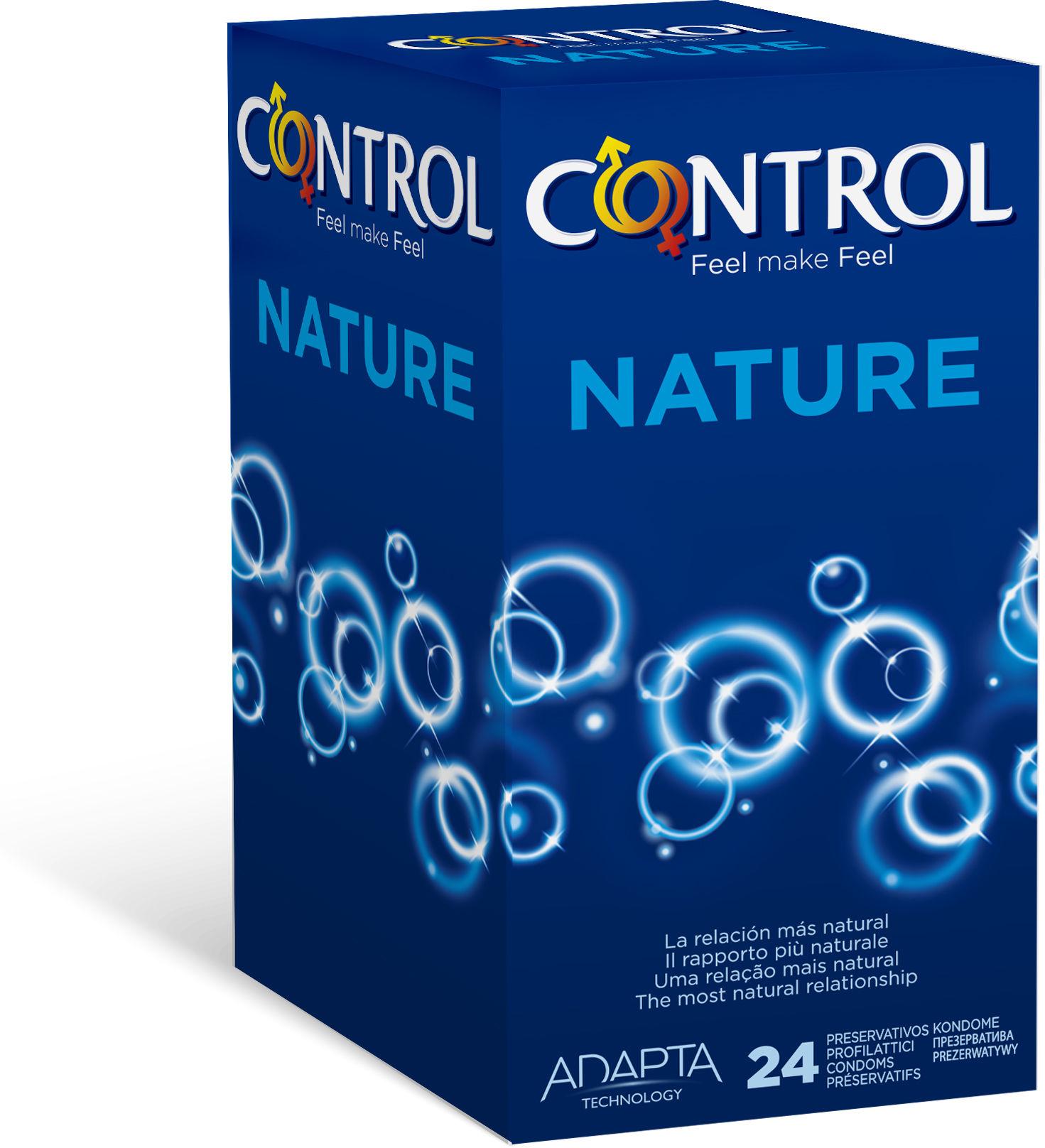 Control Nature 24 prezerwatywy