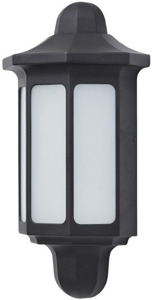 Kinkiet ogrodowy LED Blooma Dunham 580 lm 4000 K czarny opal