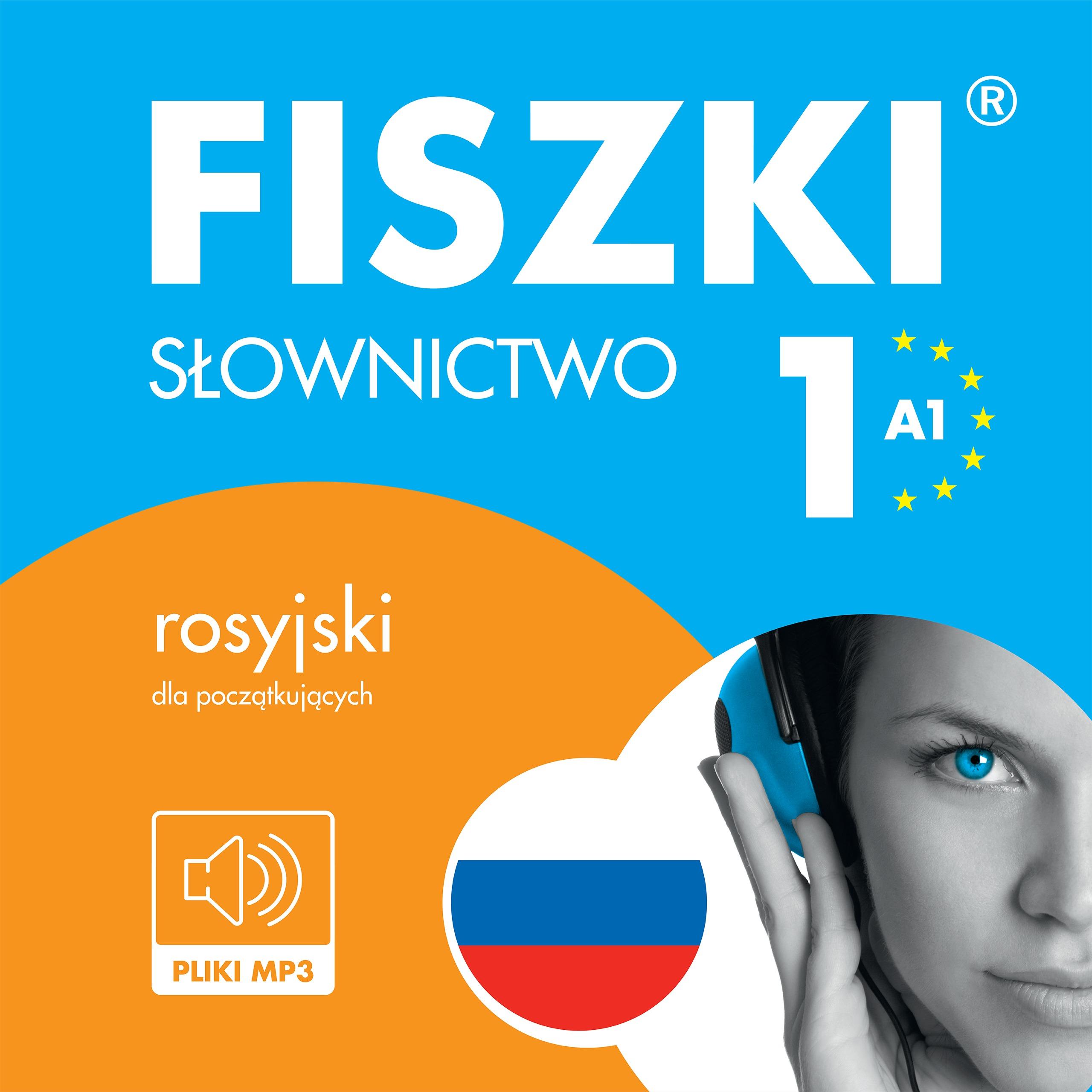 AUDIOBOOK - rosyjski - Słownictwo 1 (A1)