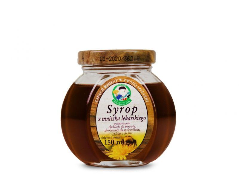 Syrop z mniszka lekarskiego