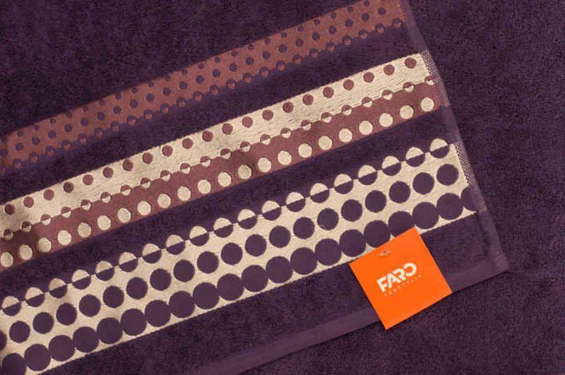 Ręcznik Silver 50x90 indygo Faro