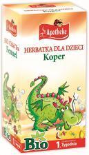 Herbatka dla dzieci - KOPER BIO (20 x 1,5 g) - Apotheke