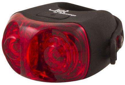 Lampka tylna SPANNINGA JET XB 20 lumenów USB SNG-999122,8715117018375