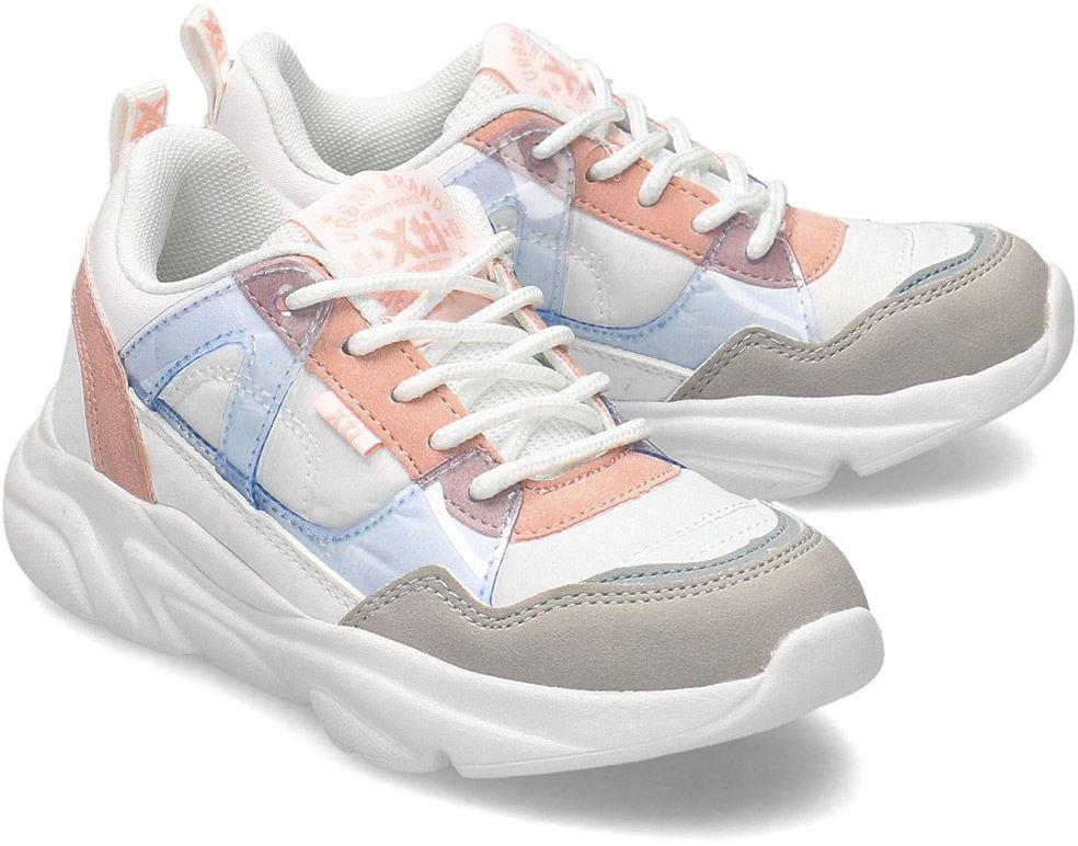 Xti - Sneakersy Dziecięce - 57161 WHITE - Biały