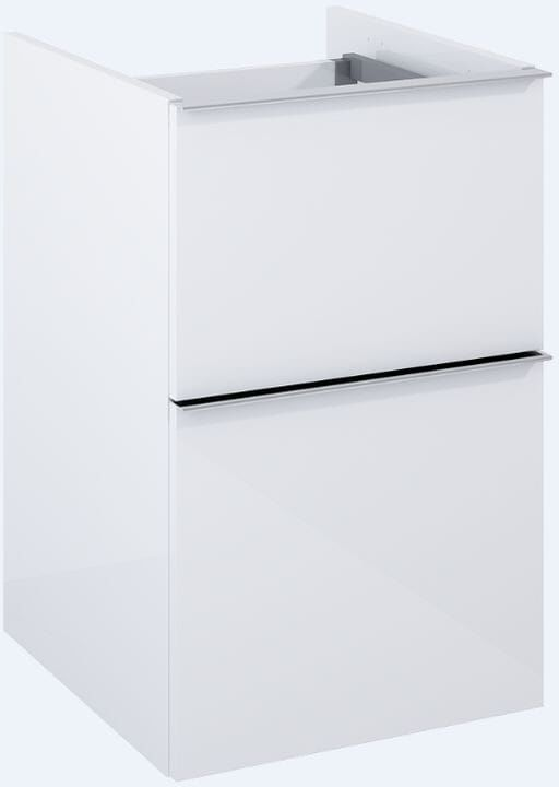 Komoda 40 z szufladami Look White Matt Elita (167730)
