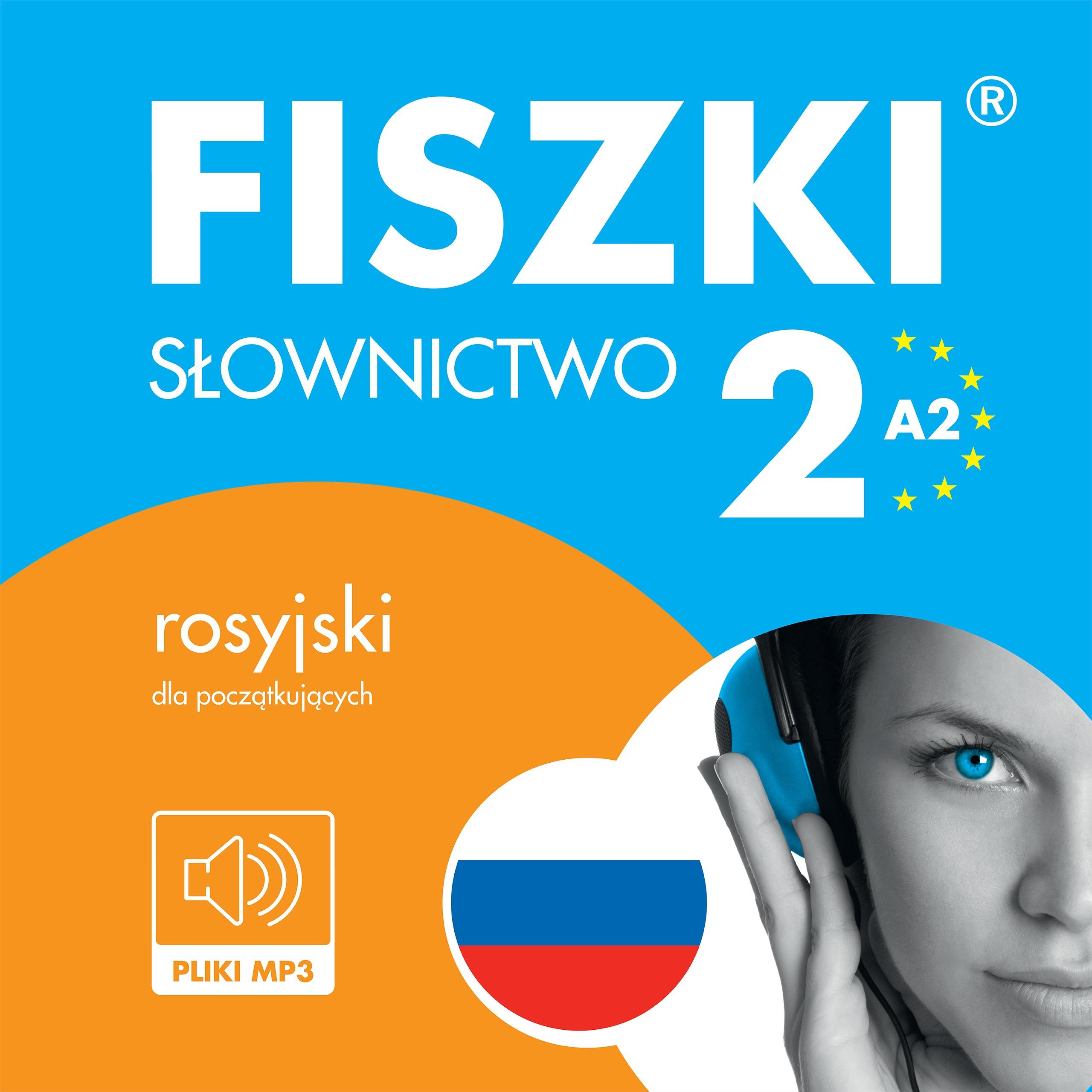 AUDIOBOOK - rosyjski - Słownictwo 2 (A2)