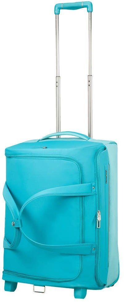 Torba podróżna na kółkach Samsonite B-Lite Icon Duffle - capri blue