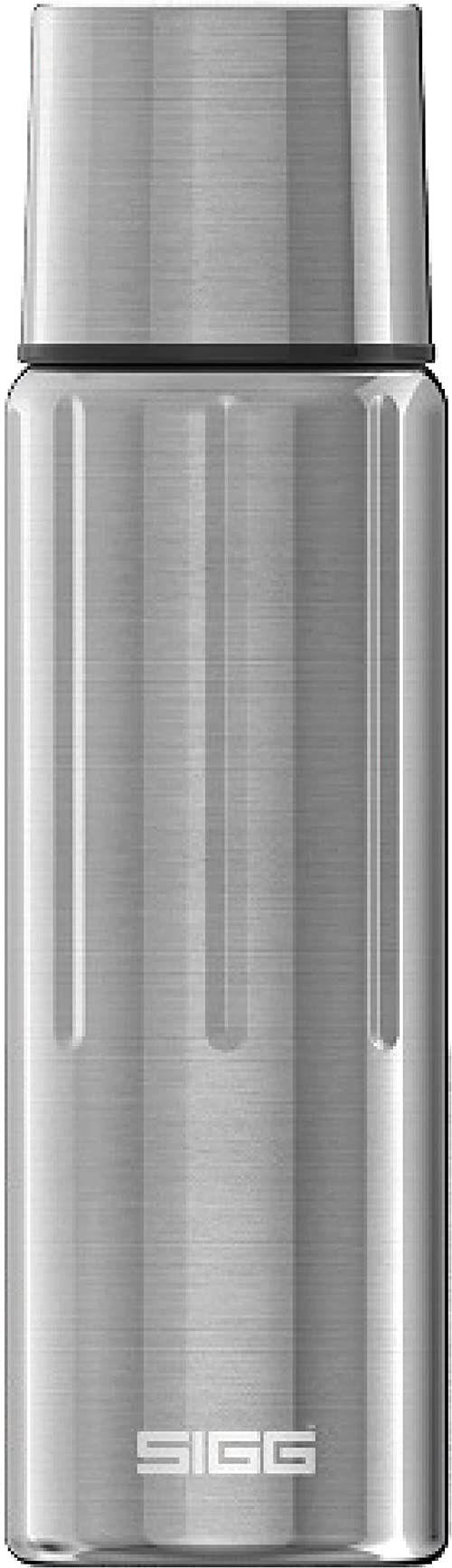 SIGG Gemstone IBT Selenite termos na napoje (0,5 l), izolowany bidon na napoje, zabezpieczony przed wyciekiem termos ze stali nierdzewnej