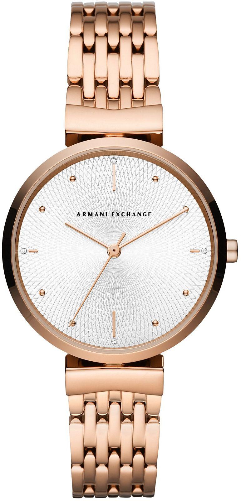 Armani Exchange AX5901 > Wysyłka tego samego dnia Grawer 0zł Darmowa dostawa Kurierem/Inpost Darmowy zwrot przez 100 DNI
