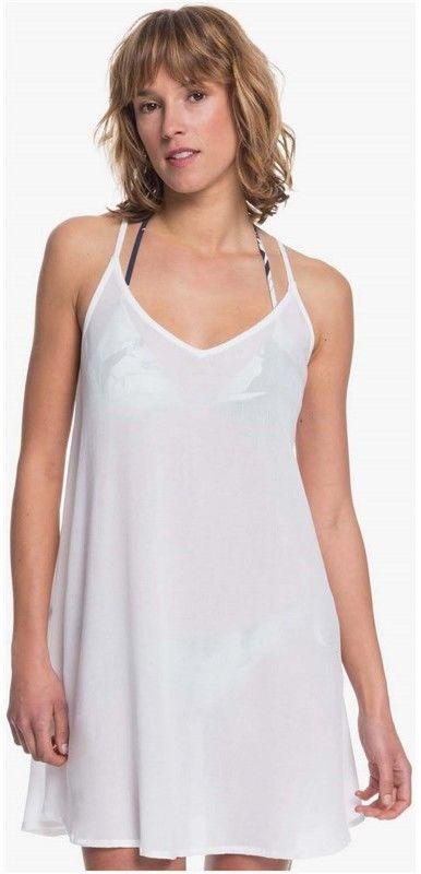 sukienka ROXY - Sd Be In Love Dress Bright White (WBB0)