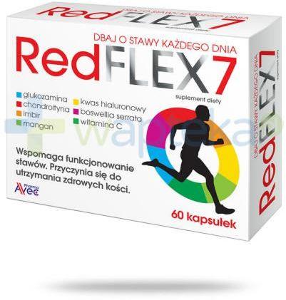 Red Flex 7 60 kapsułek