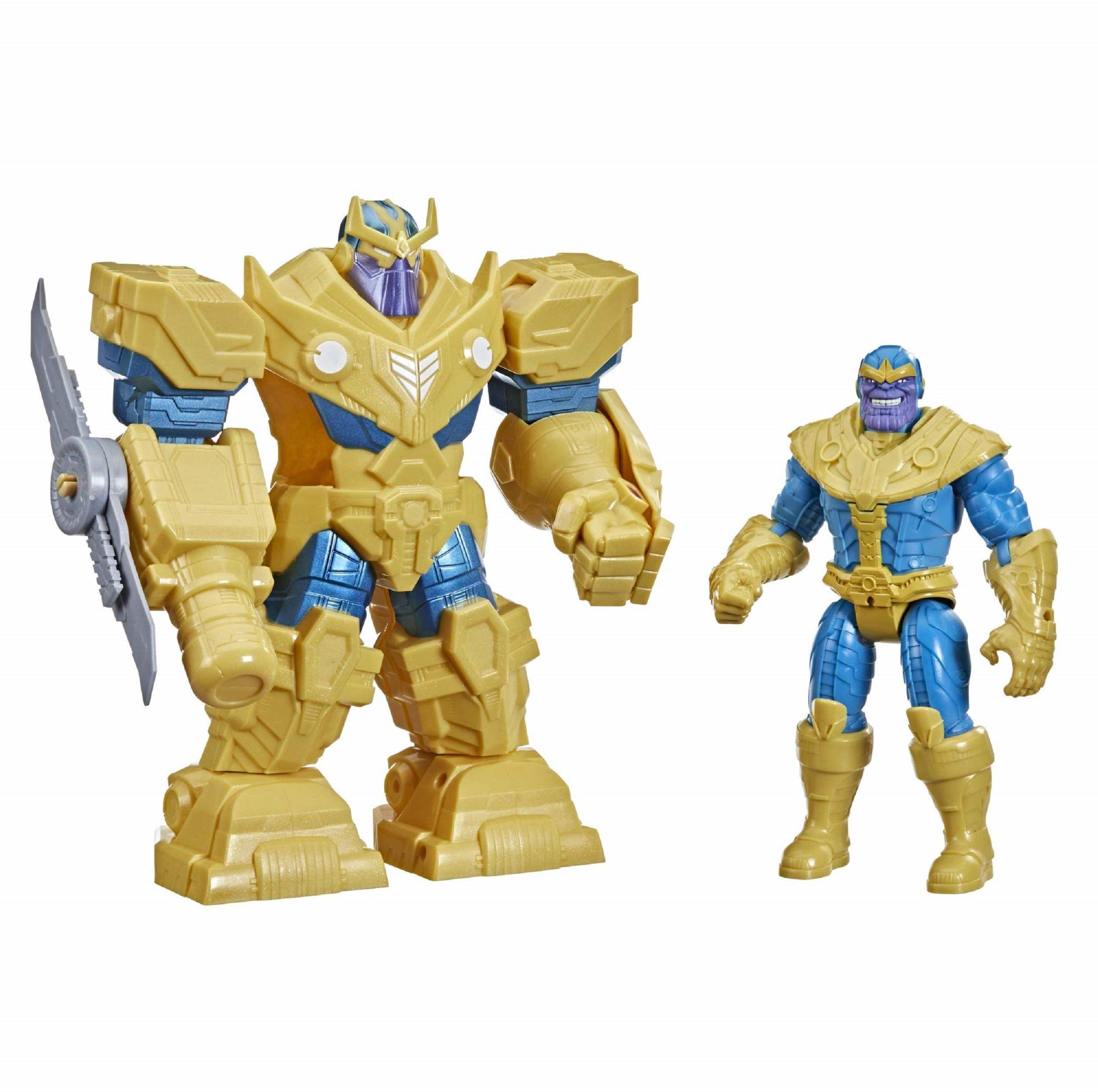 AVENGERS Mech Stke Mega Zestaw Thanos F0264