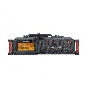 Rejestrator Tascam DR-70D do profesjonalnego nagrywania dźwięku audio z kamer i aparatów
