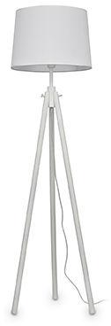 Lampa podłogowa York 121406 Ideal Lux uniwersalna oprawa w kolorze białym