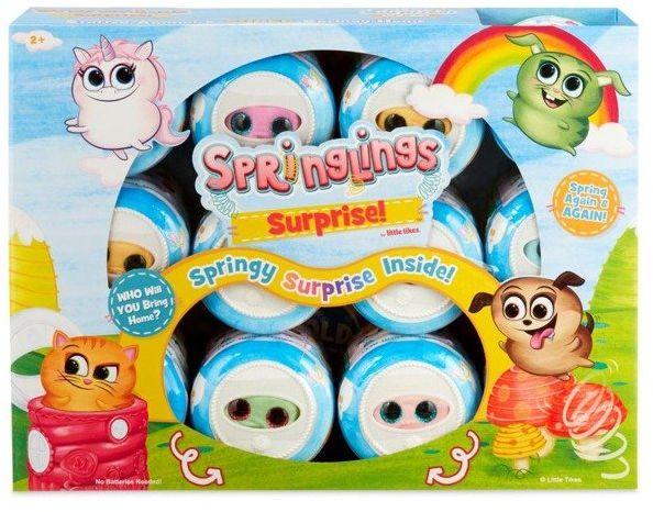 Springlings Surprise PDQ W1 (24szt)