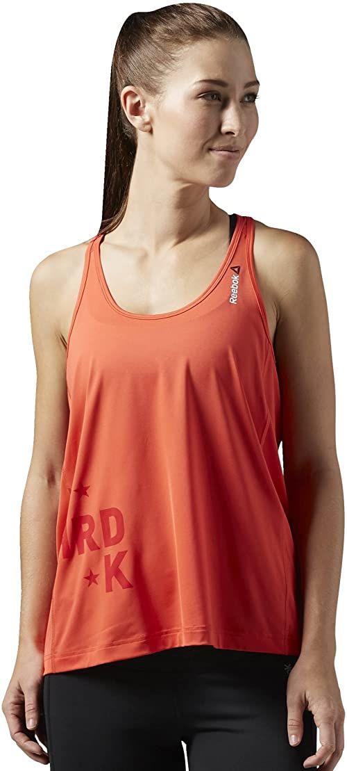 Reebok damska koszulka bez rękawów One Series Speedwick Tank, Icono Pink, XL