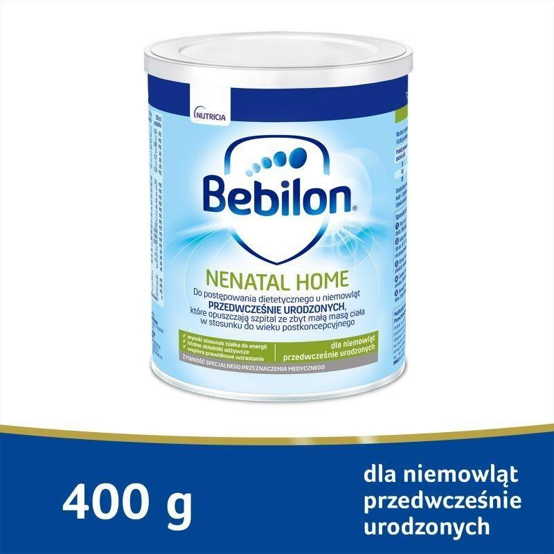 Bebilon Nenatal Home mleko modyfikowane proszek 400 g