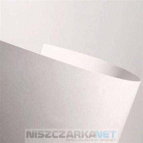 Karton Wizytówkowy 250g/m2 - GŁADKI kolor BIAŁY - 20 arkuszy A4