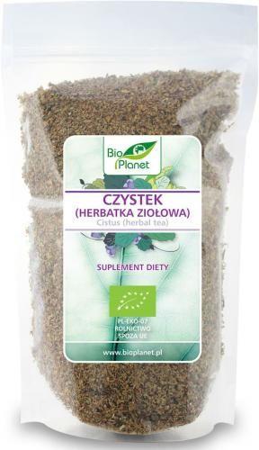 CZYSTEK (herbatka ziołowa) BIO 1 kg Bio Planet