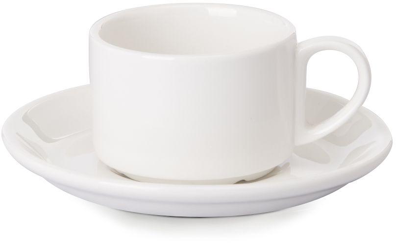 Filiżanka sztaplowana espresso porcelanowa Modermo Prima