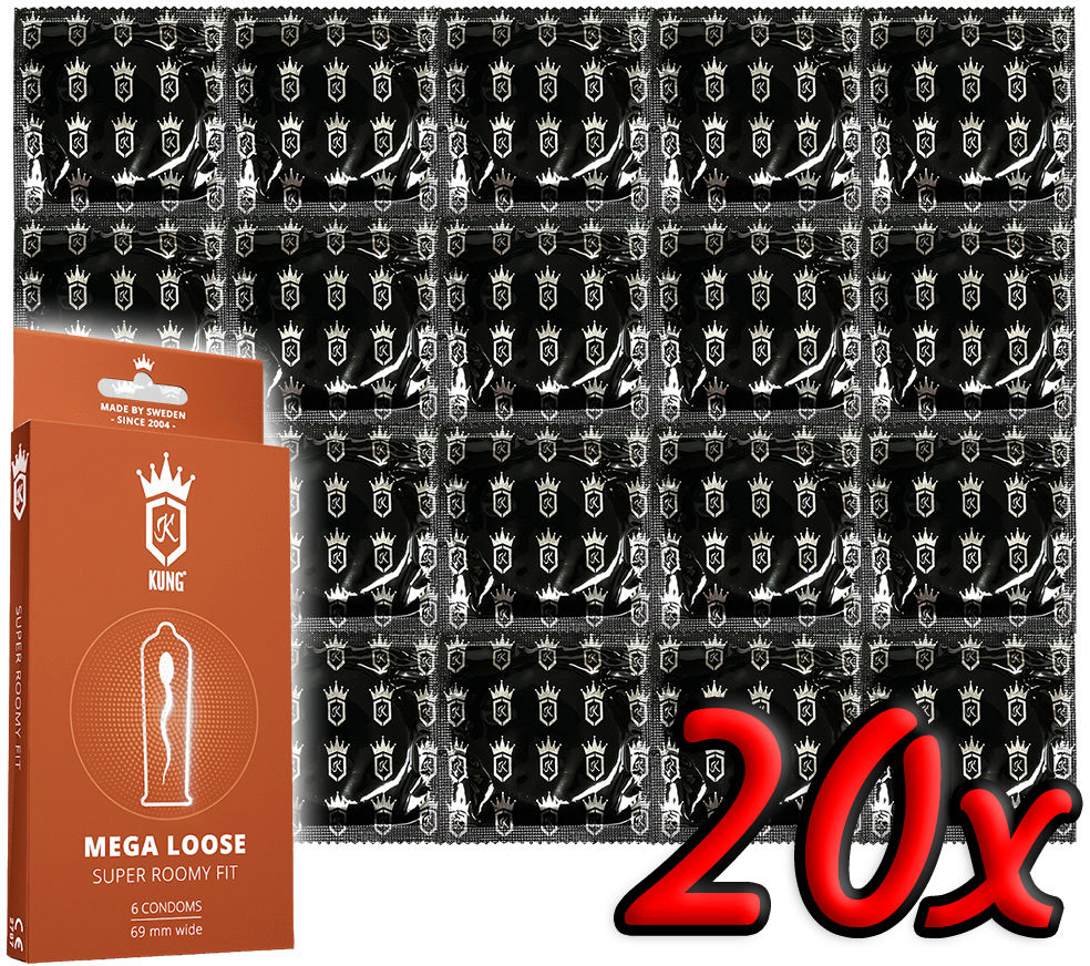 KUNG Mega Loose 20 pack