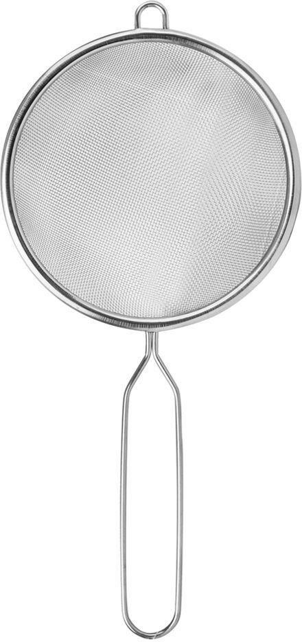 Sitko kuchenne stalowe cedzak durszlak 8 cm