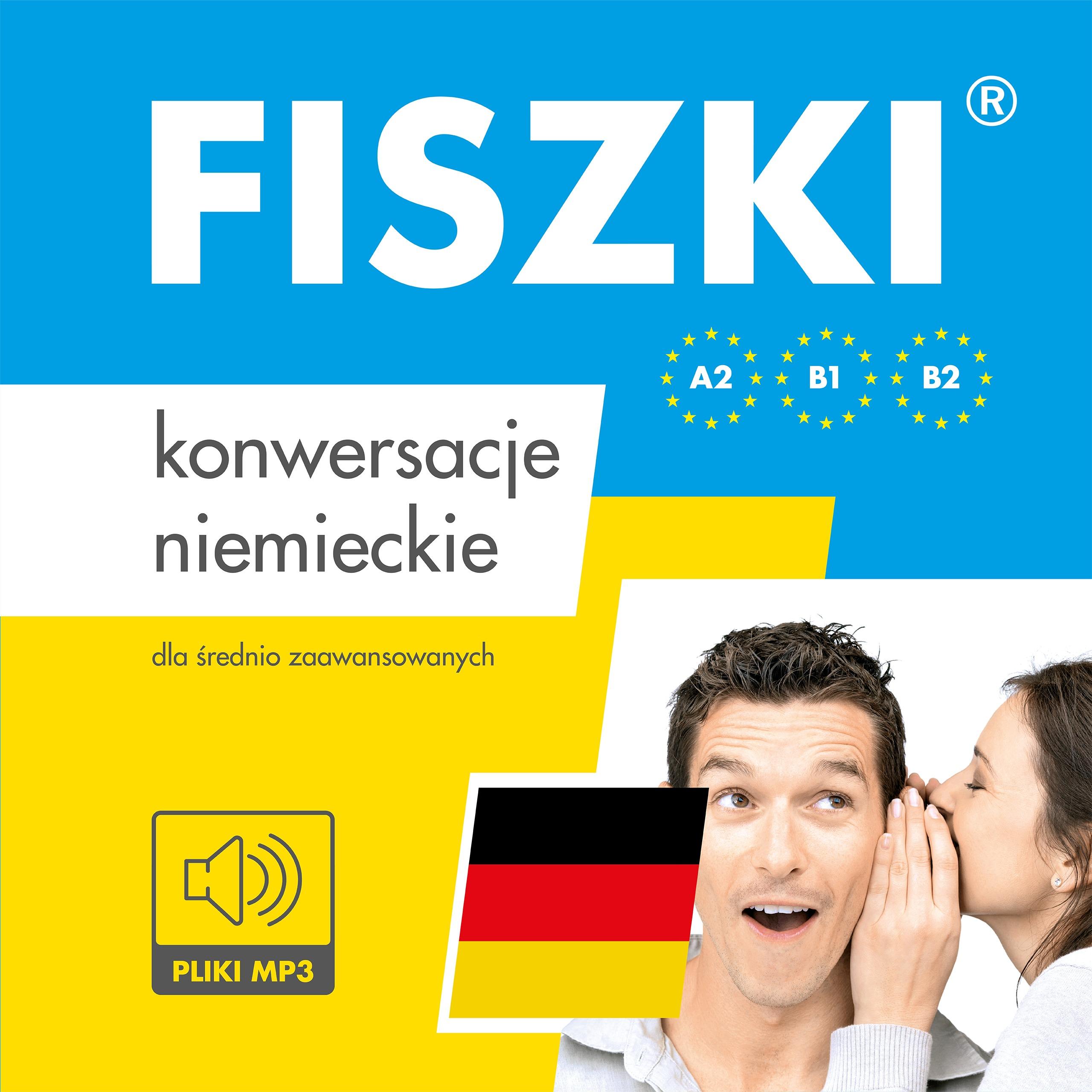AUDIOBOOK - niemiecki - Konwersacje (A2-B2)